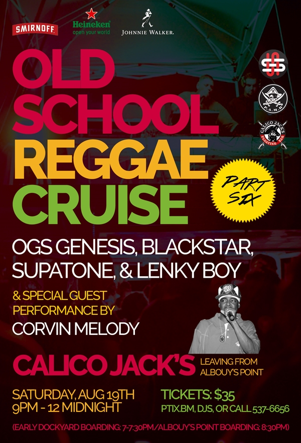 Old School Reggae Cruise Part Six