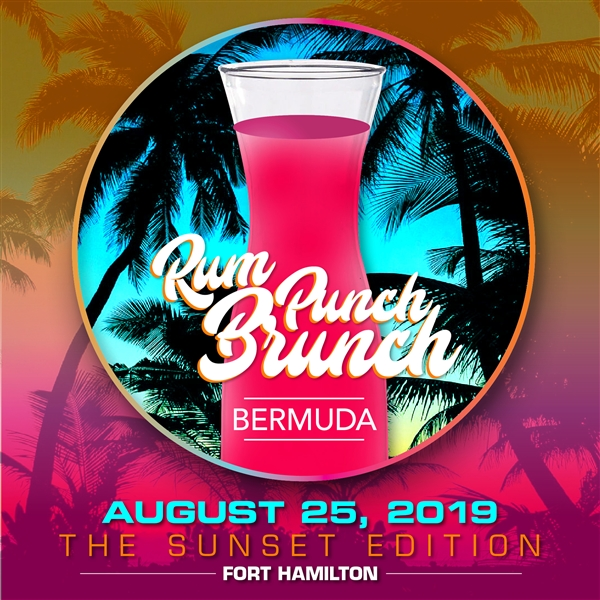 Rum Punch Brunch: Sunset Edition