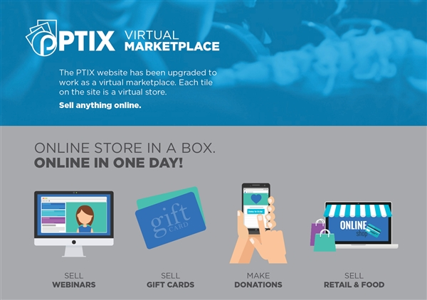 Ptix Virtual Marketplace