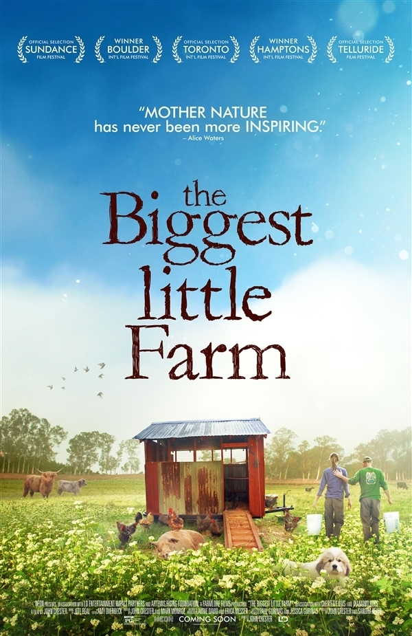 BUEI Screens: The Biggest Little Farm