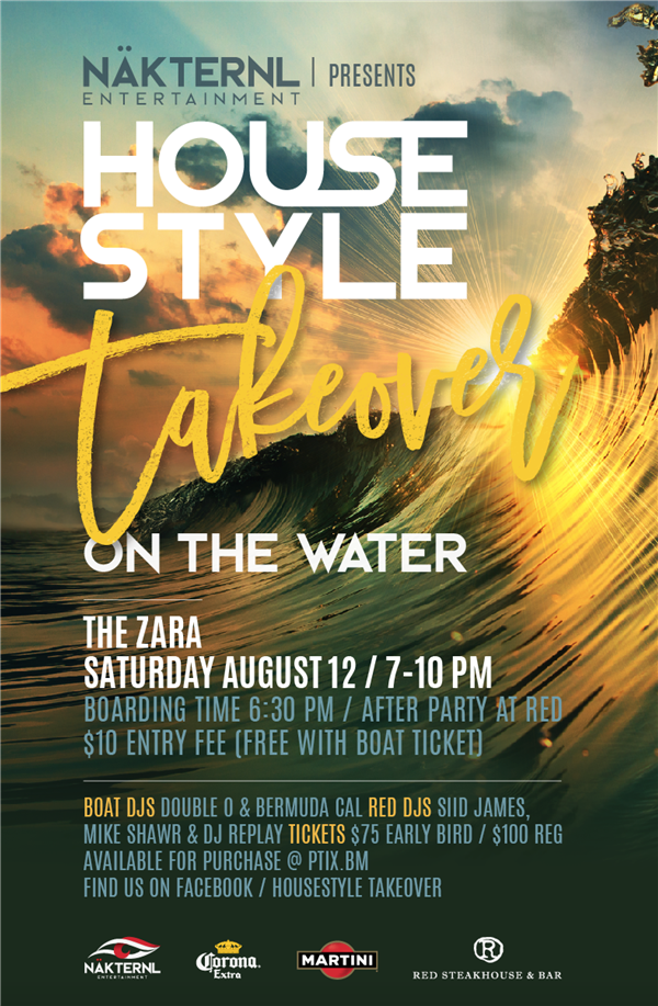 Housestyle Takeover on the Water