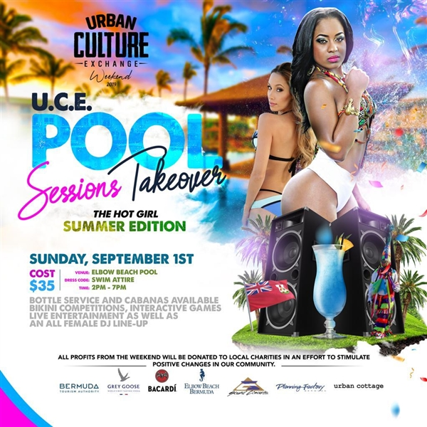 UCE Pool Sessions Takeover