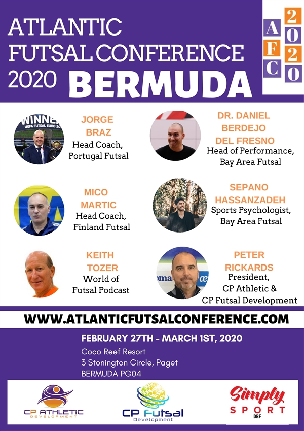 Atlantic Futsal Conference 2020