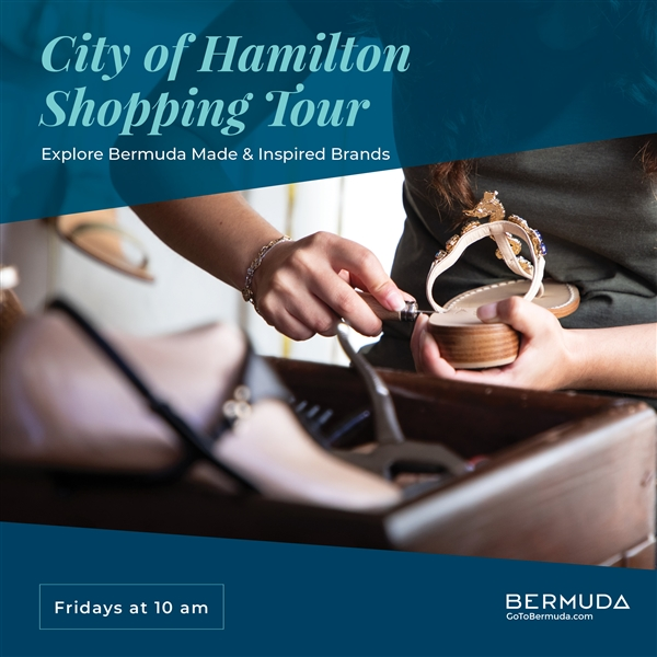 City of Hamilton Shopping Tour
