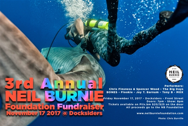 3rd Annual Neil Burnie Foundation Fundraiser