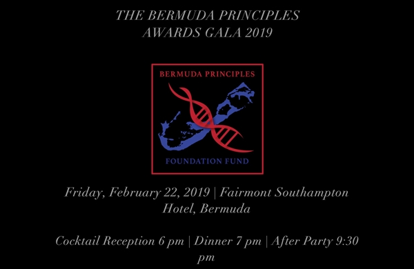 The Bermuda Principles Awards Gala
