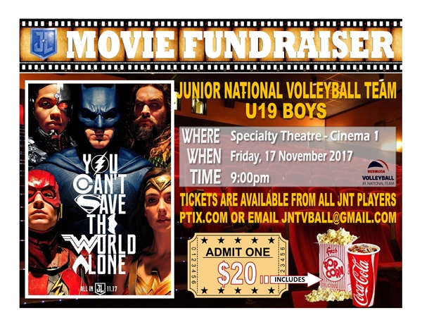 Opening Night - Justice League