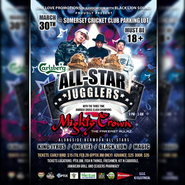 All Star Jugglers