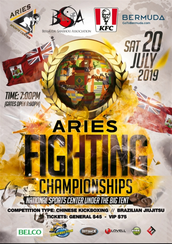 Aries Fighting Championships