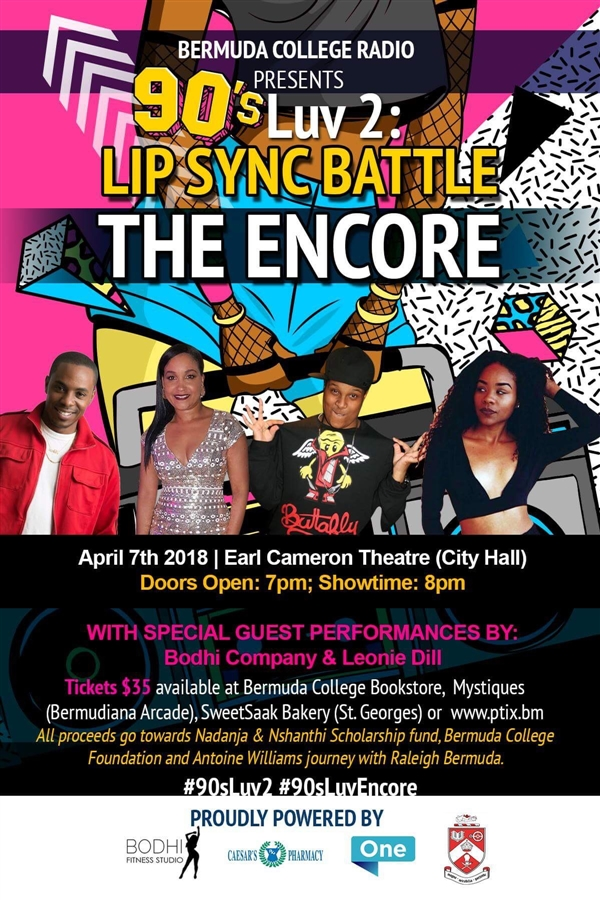 90s Luv 2: The Encore (Lip Sync Battle)