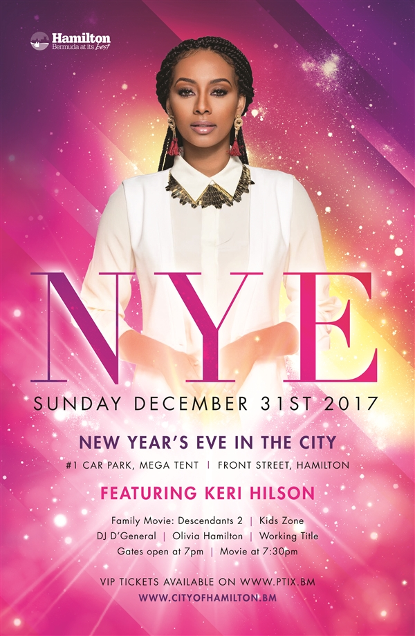 New Year's Eve in the City