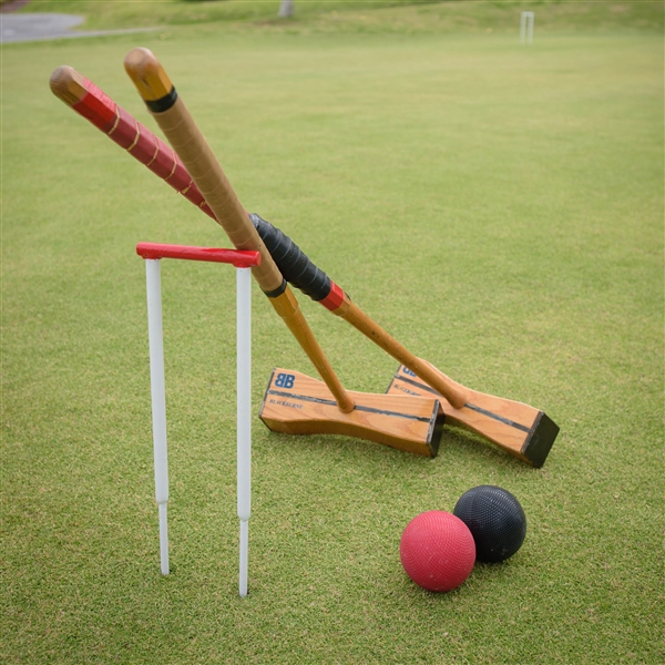 Croquet and Option to Stay for Lunch at a Private Club