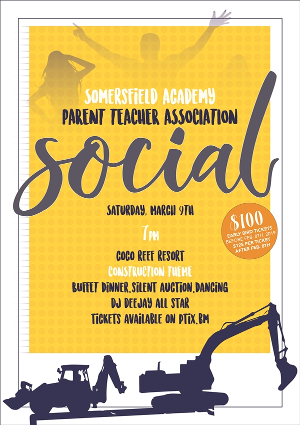 Somersfield Academy Parent Teacher Association Social