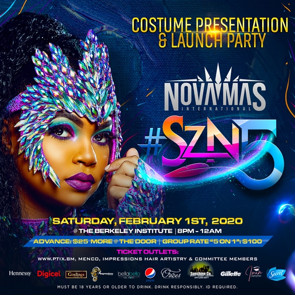 Carnival Costume Presentation & Launch Party Experience