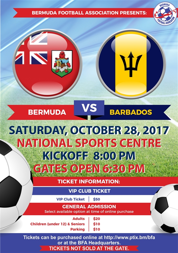Bermuda vs Barbados