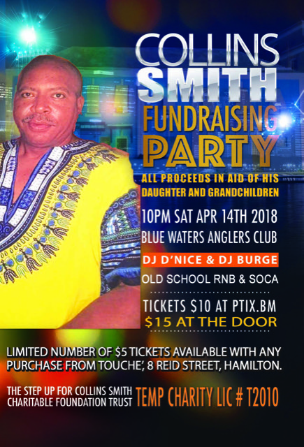Collins Smith Fundraising Party