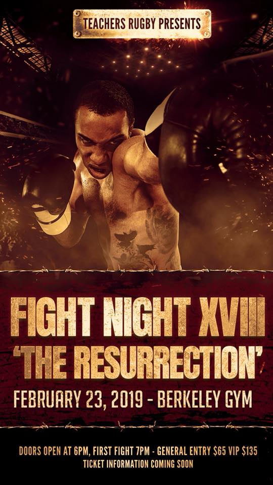 Fight Night XVIII THE RESURRECTION
