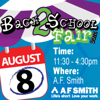 AF Smith's Back to School Fair